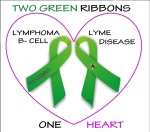 111 TWO GREEN RIBBONS ONE HEART 2015 PIC1 - Copy